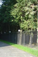 Забор Московская область