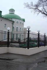 Забор г. Коломна